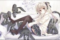 love黑兔。。